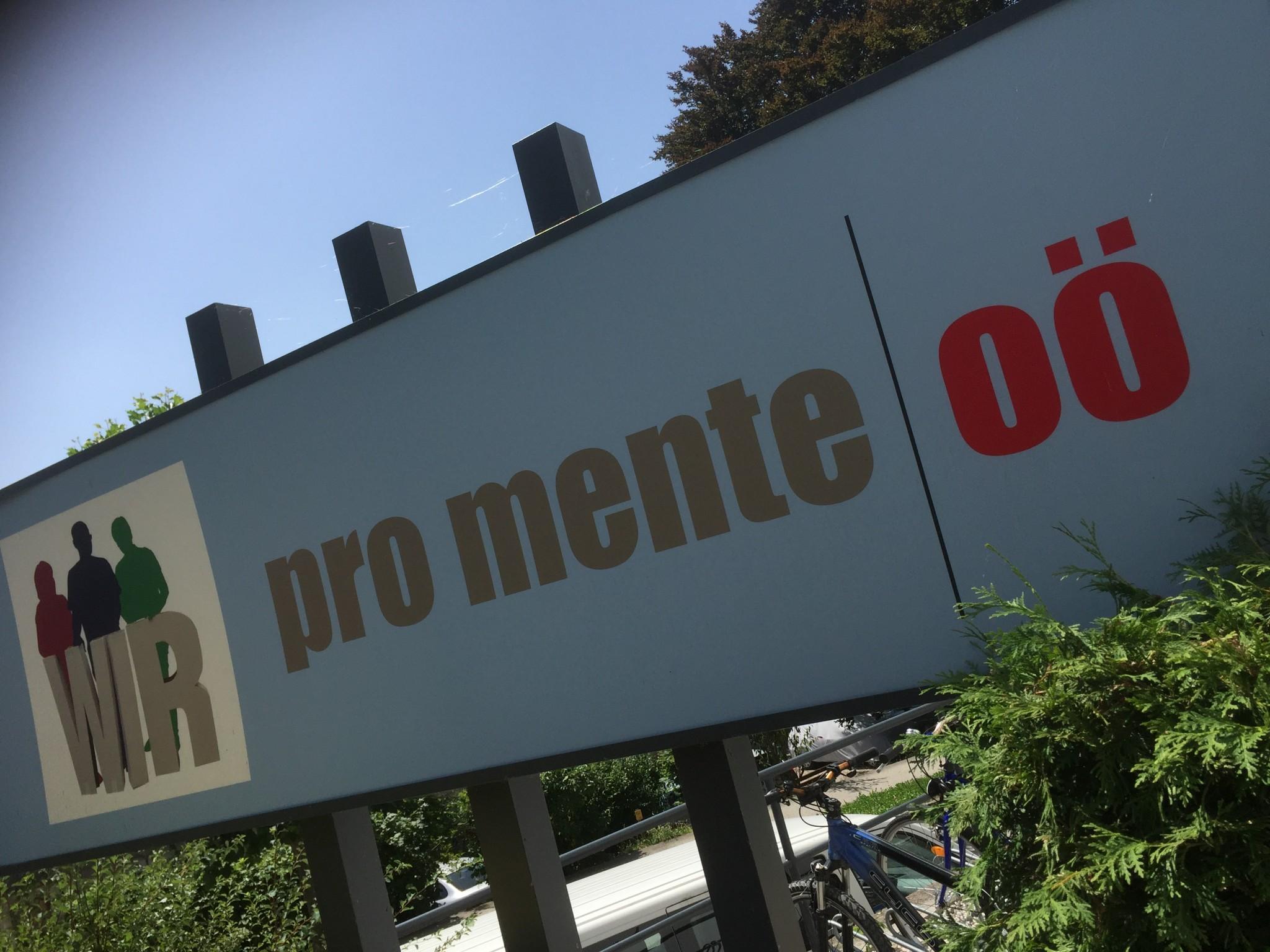 Fotonachmittag bei ProMente in Gmunden